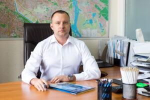 Євген Ананьєв, інженер з технічної інвентаризації