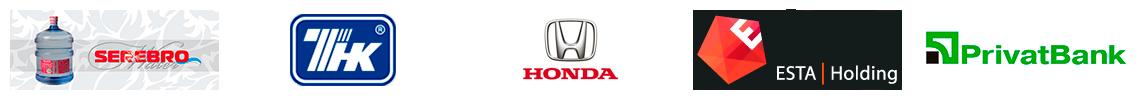 Клиенты компании БТИ Адвокат: ТНК, Honda, Приватбанк