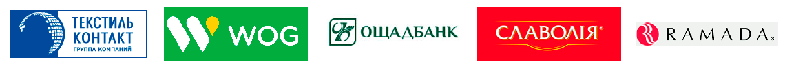 Клиенты компании БТИ Адвокат: группа компаний Текстиль-Контакт, Славолия, WOG
