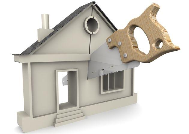 раздел недвижимого имущества для продажи